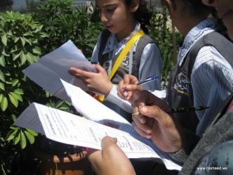 زيارة طلاب فرع اللغة الإنجليزية لمشاتل صنعاء